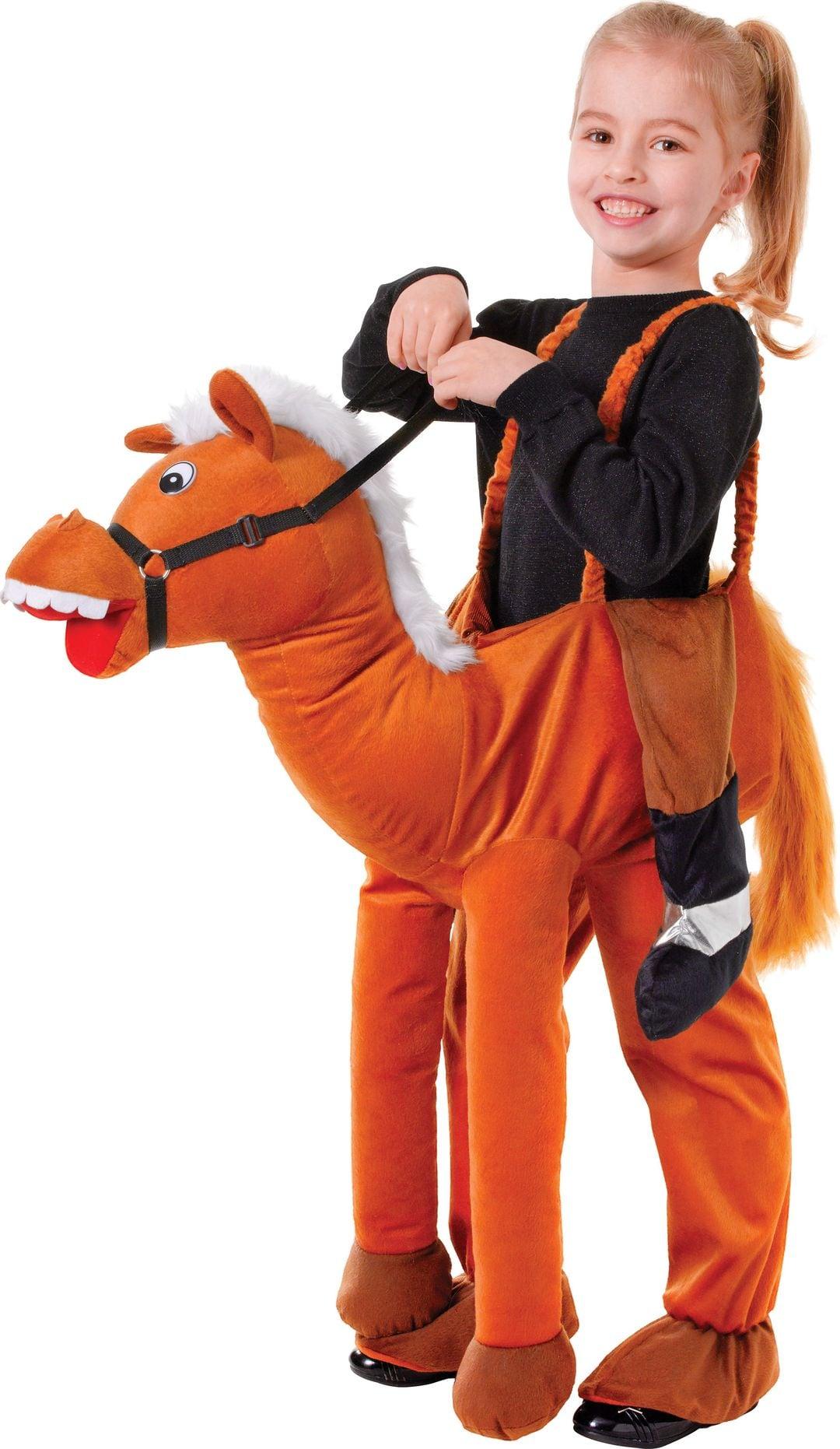 Instap paarden kostuum kind