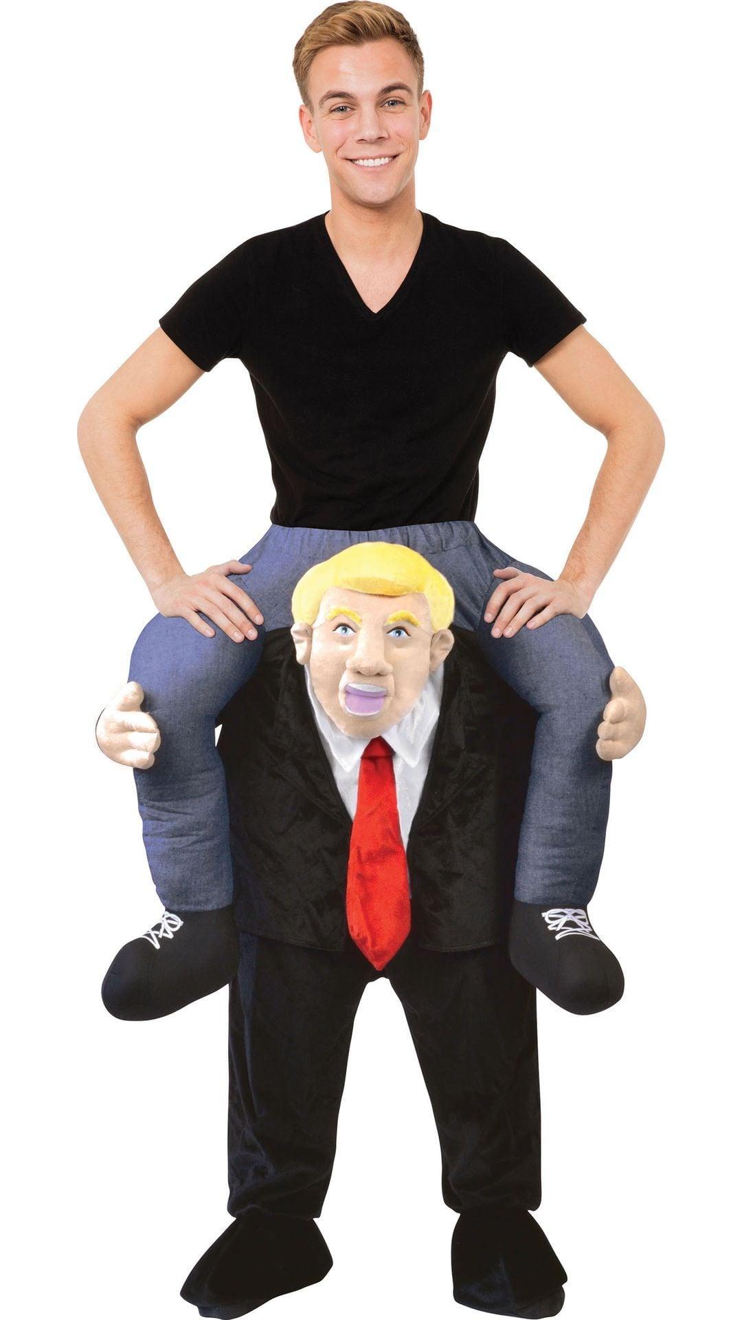 Instap Trump kostuum
