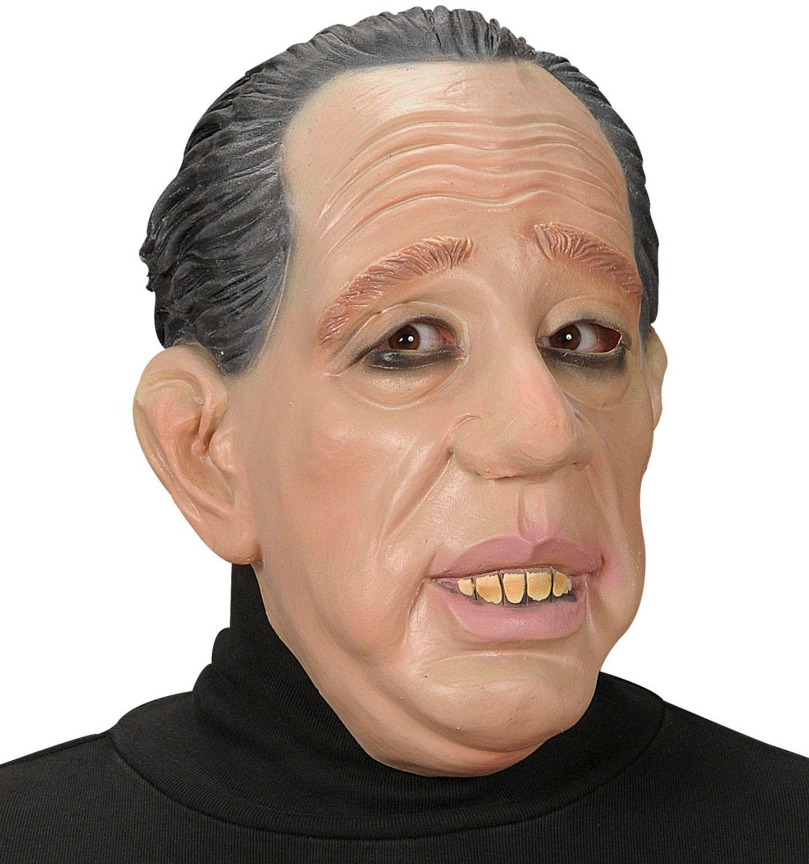 Jack karikatuur masker
