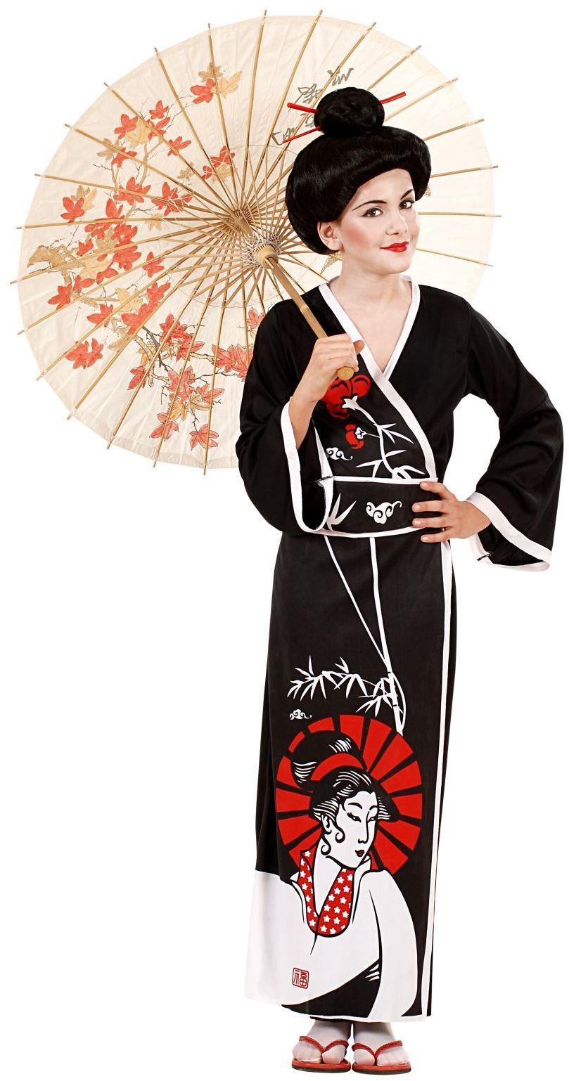 Japans Geisha kostuum