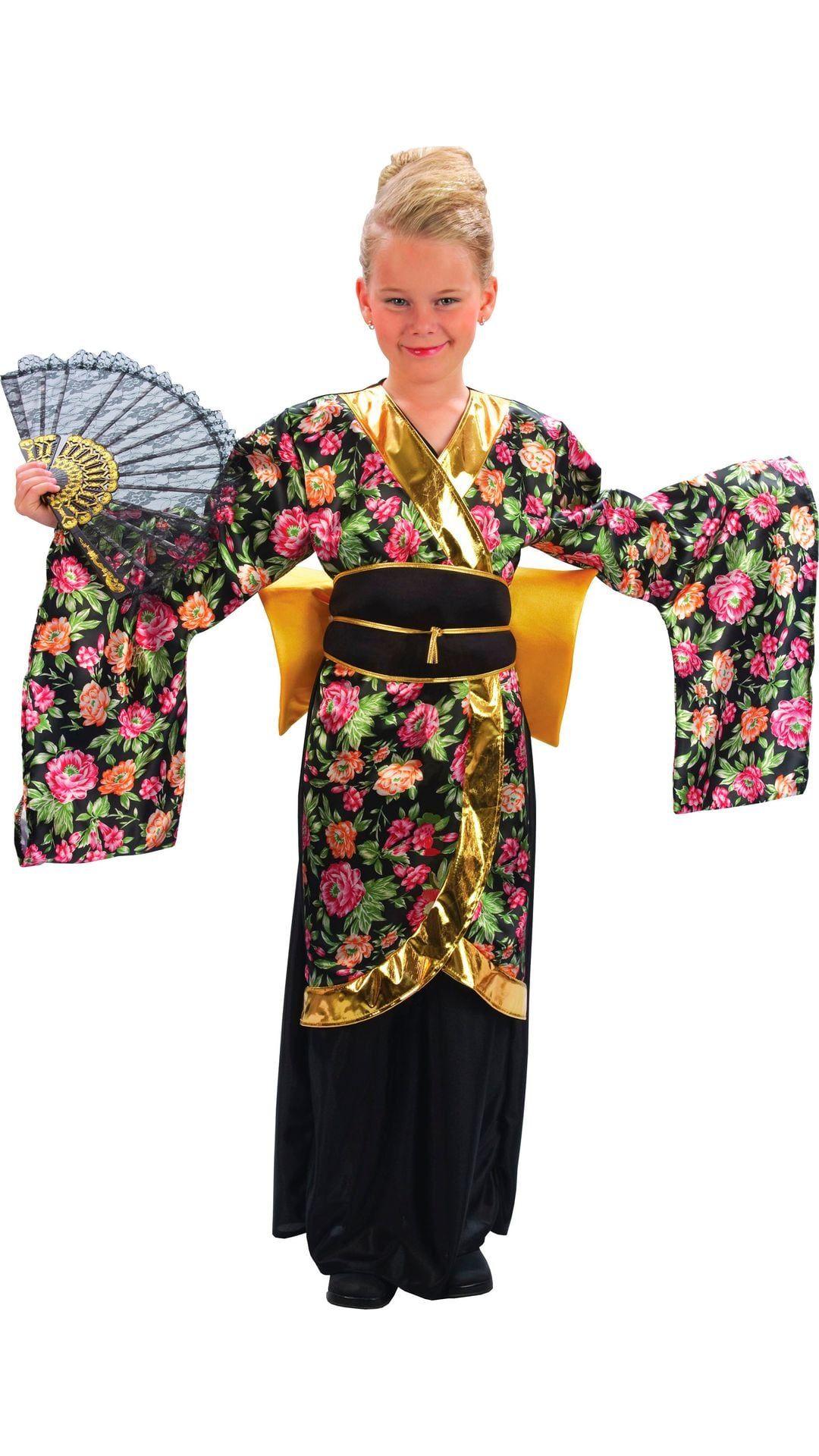 Japanse Geisha Jurk kind