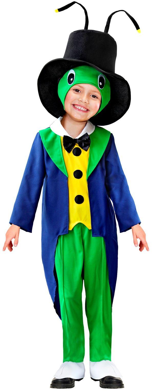 Japie Krekel kostuum