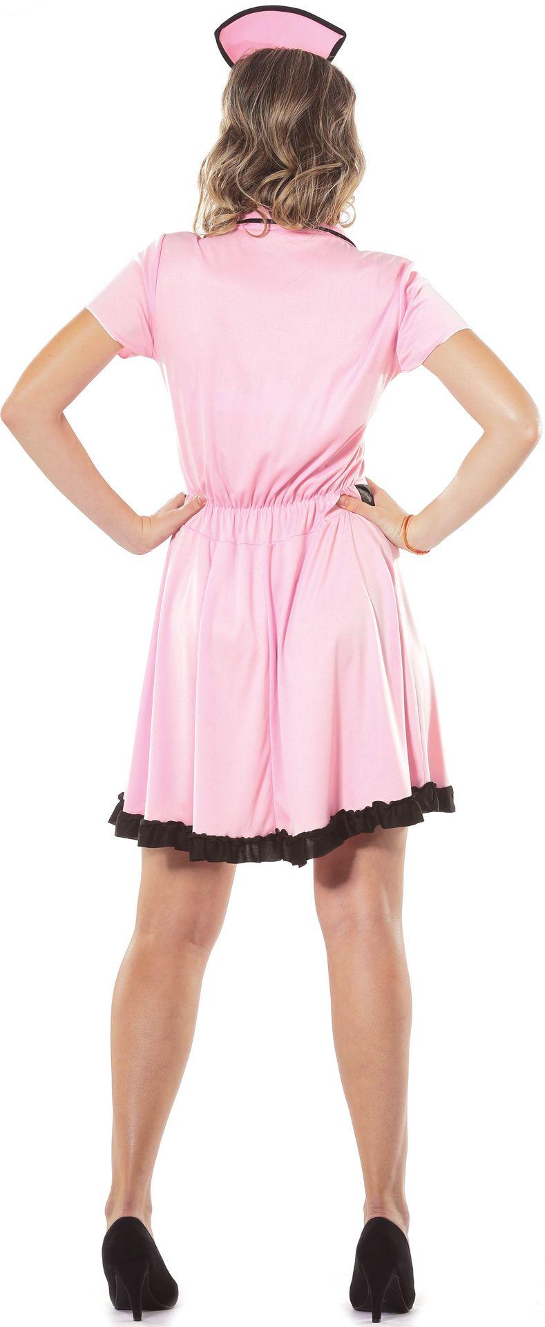 Jaren 50 kamermeisje jurk