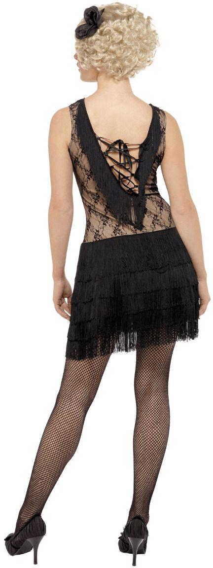 Jazz Flapper kostuum dames