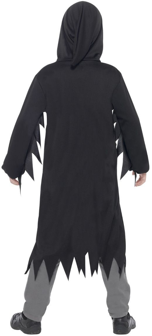 Jongens grim reaper outfit zwart