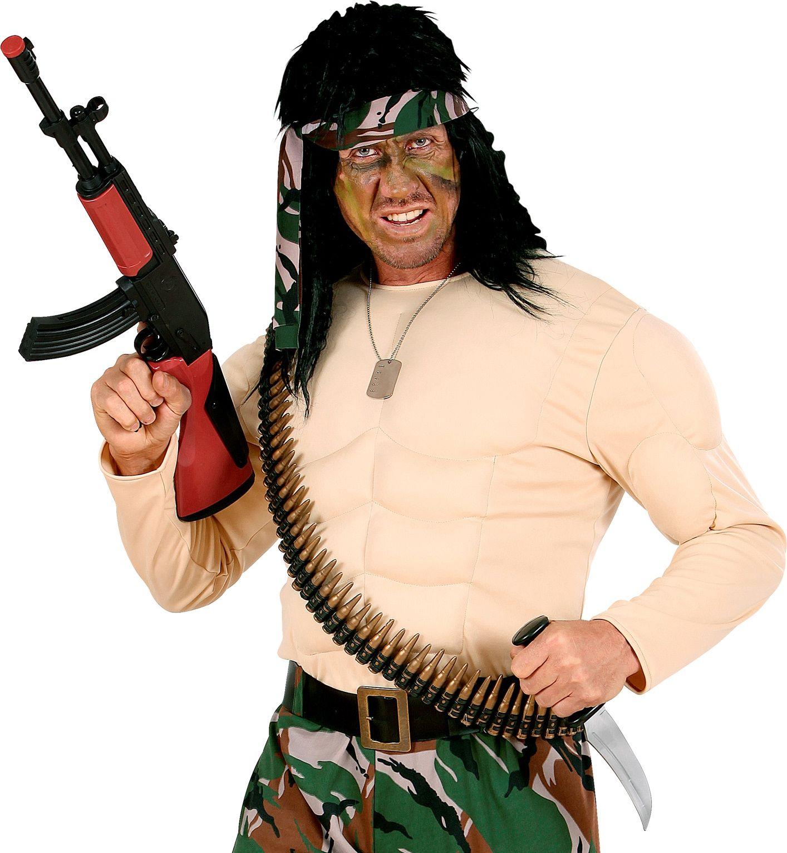 Kalasjnikov geweer AK47