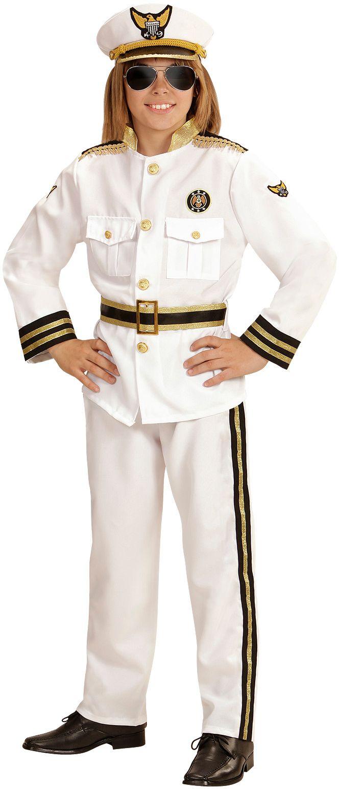 Kapitein kostuum kind