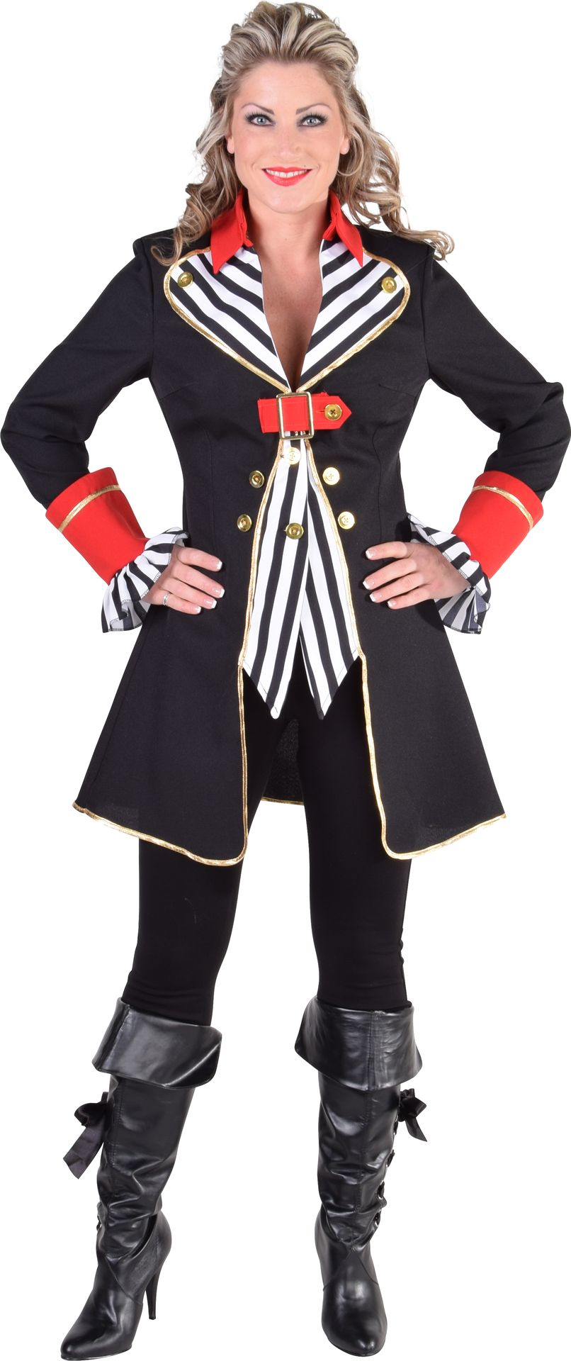 Kapiteins mantel vrouw