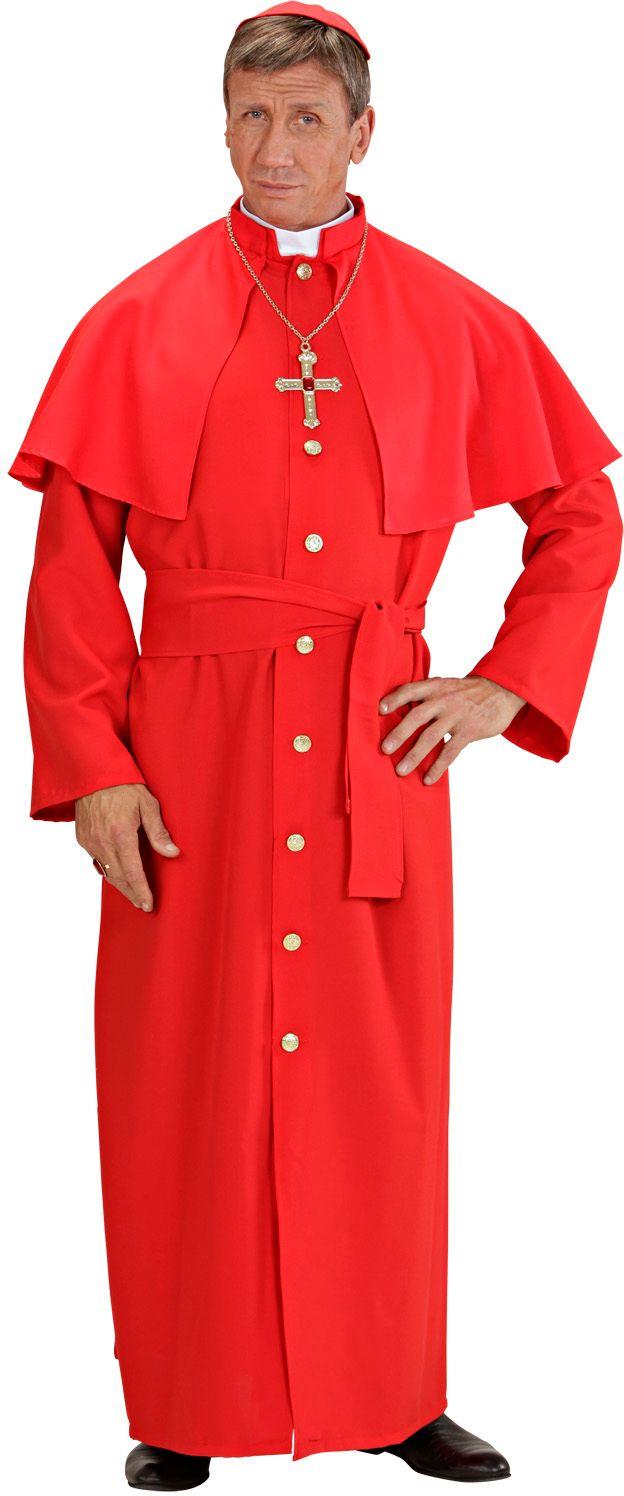 Kardinaal kostuum, rood