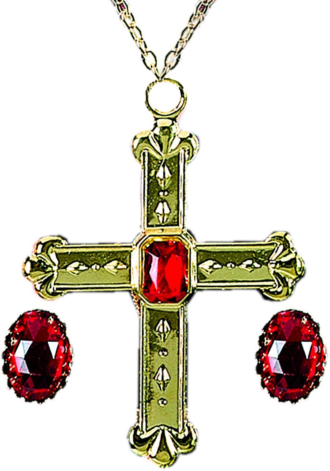 Kardinaal sieraden set