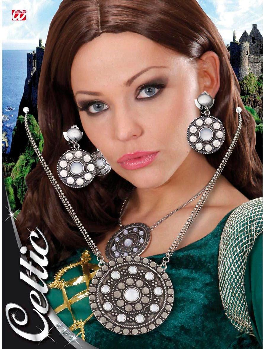 Keltische sieraden set