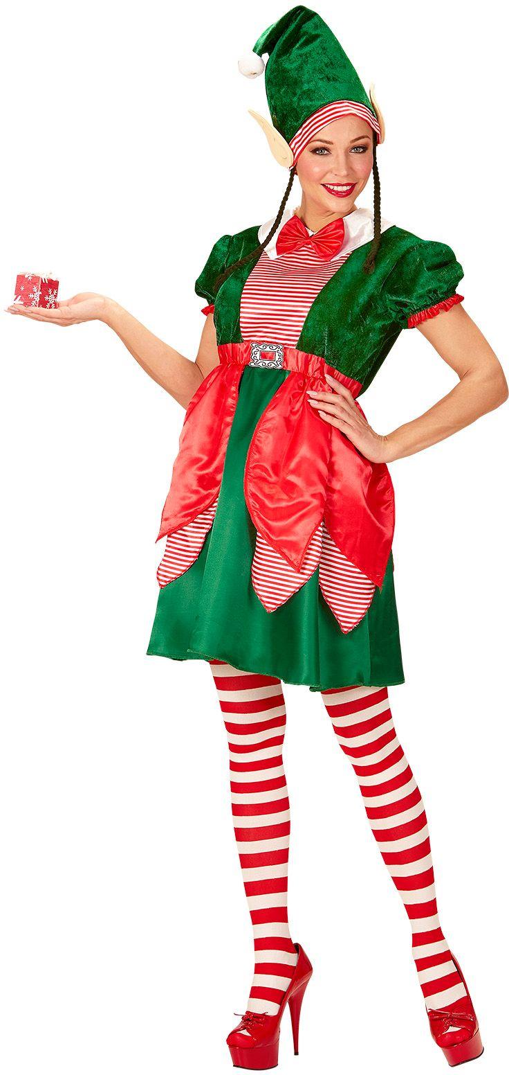 Kerst elfen jurkje