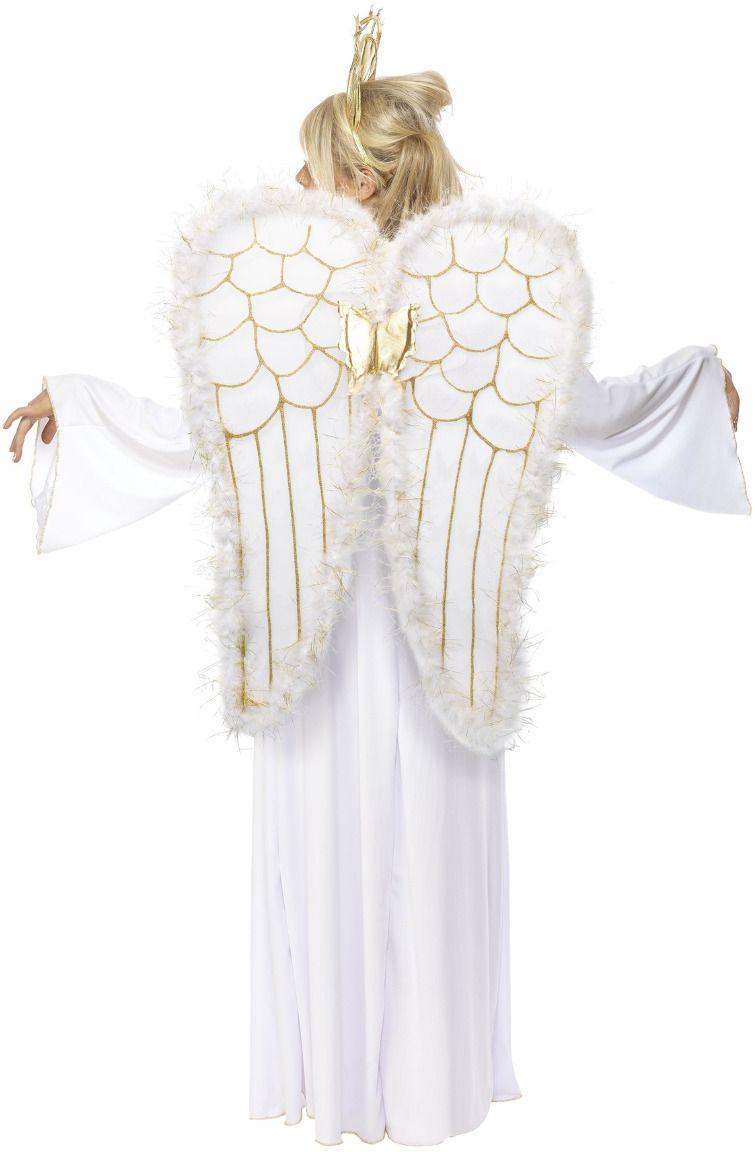 Kerst engel jurk