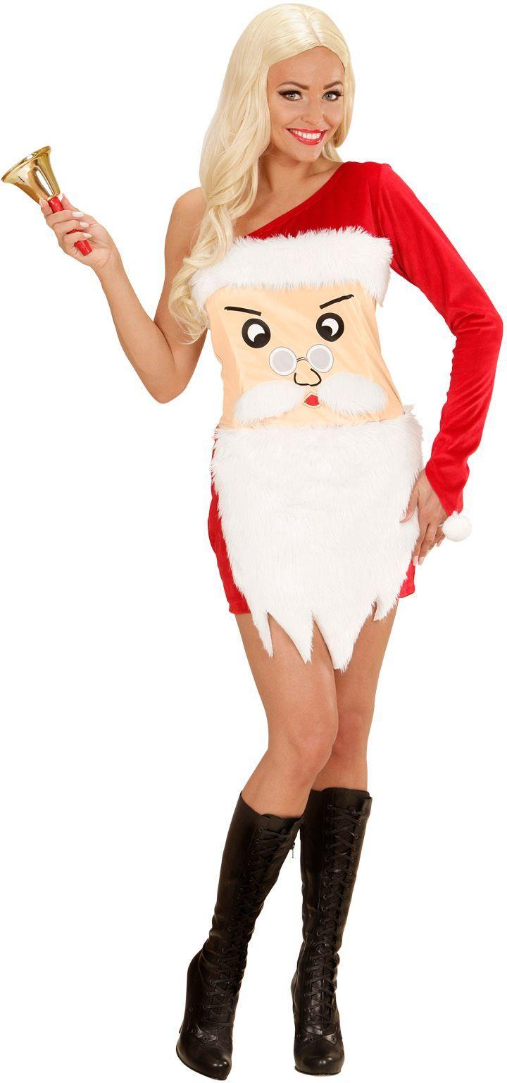 Kerstman jurk vrouwen