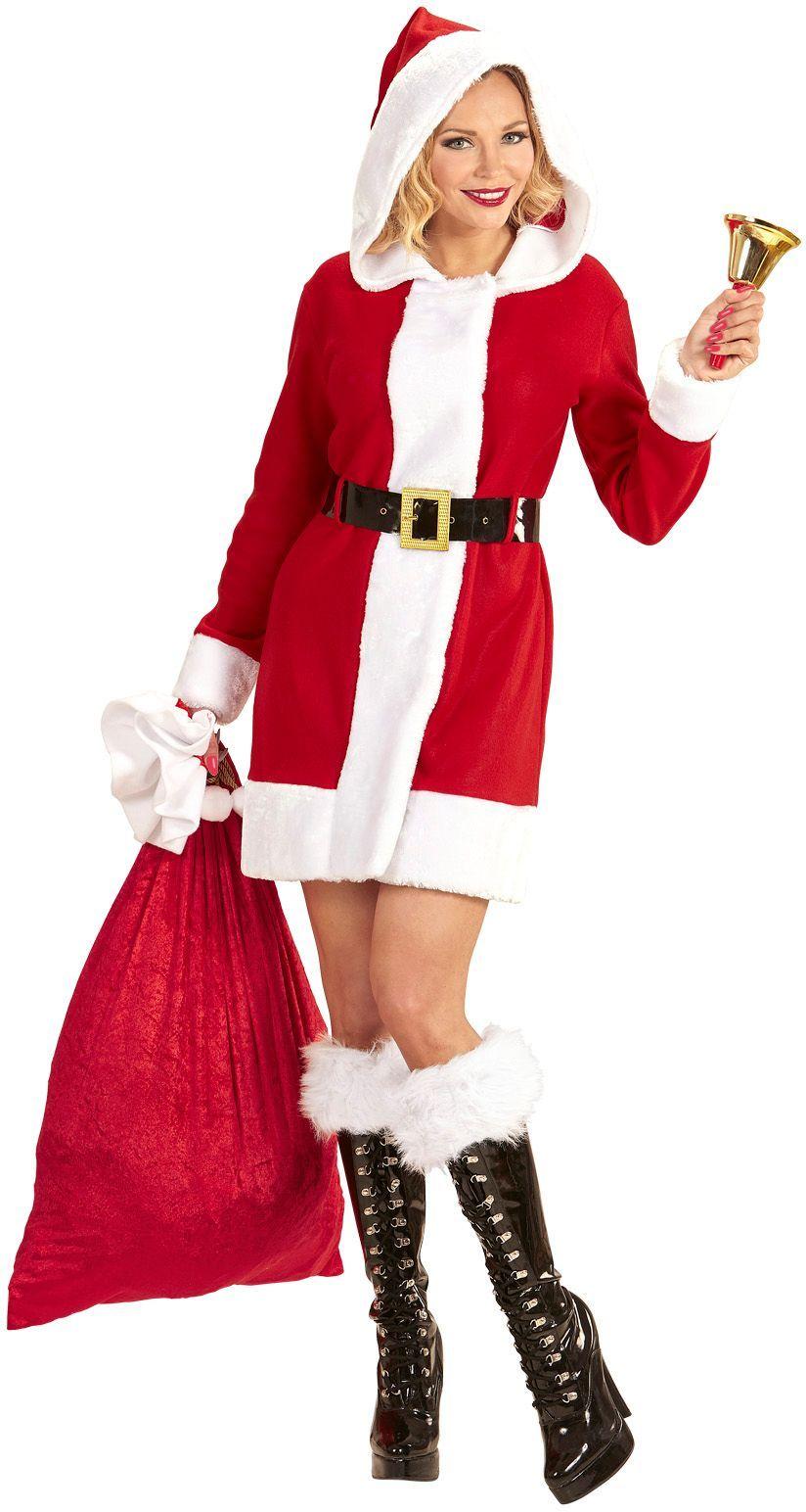 Kerstman pak dames