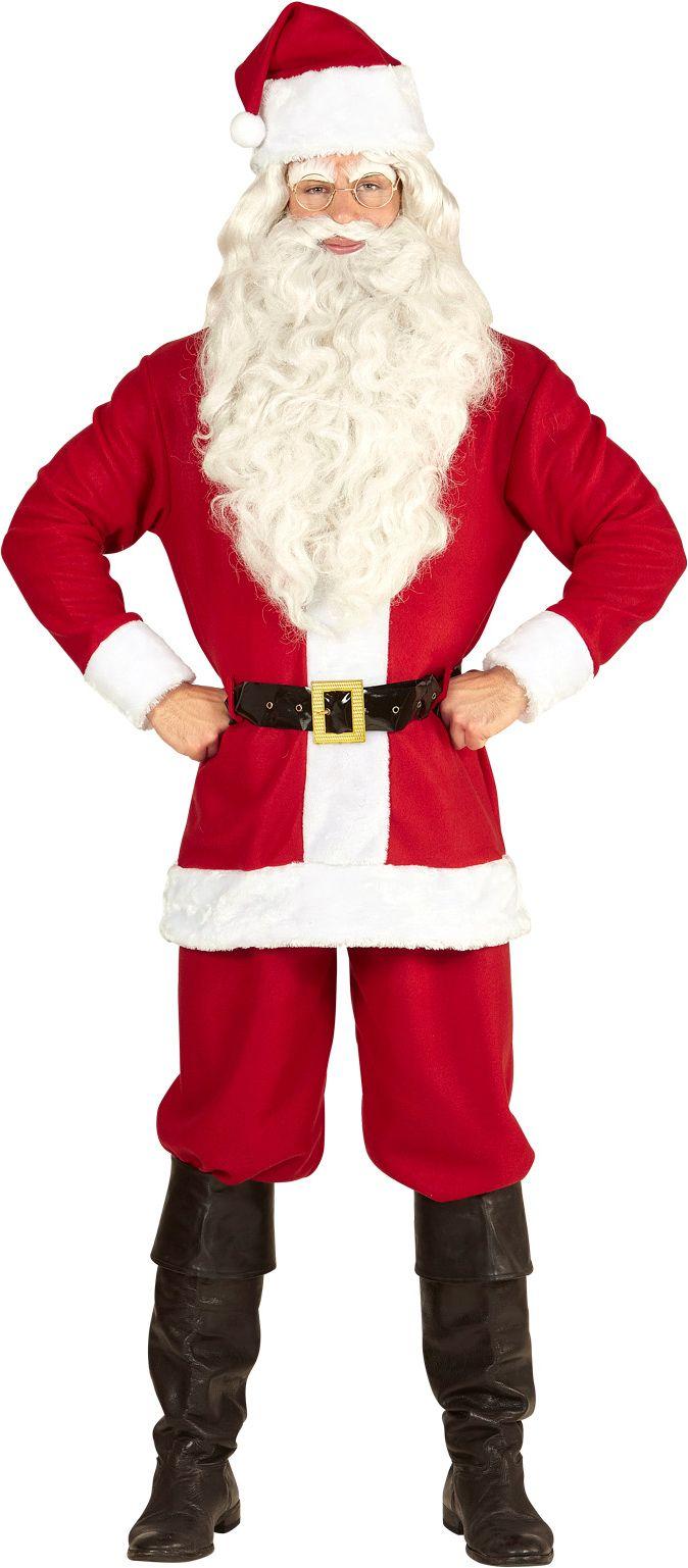 Kerstmannen pak