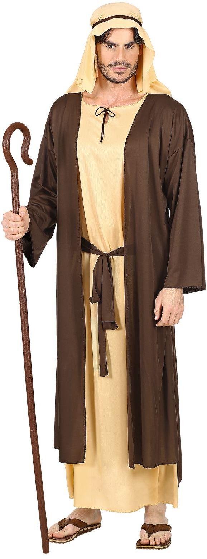 Kerststal Jozef kostuum heren
