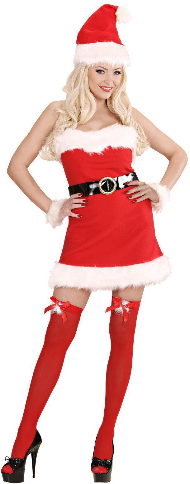 Kerstvrouw Flannel