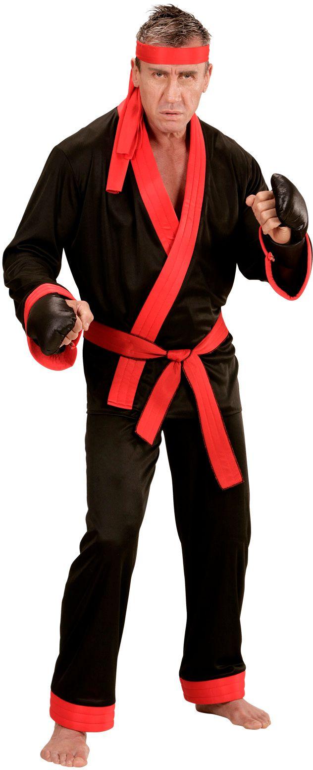 Kickboks kostuum