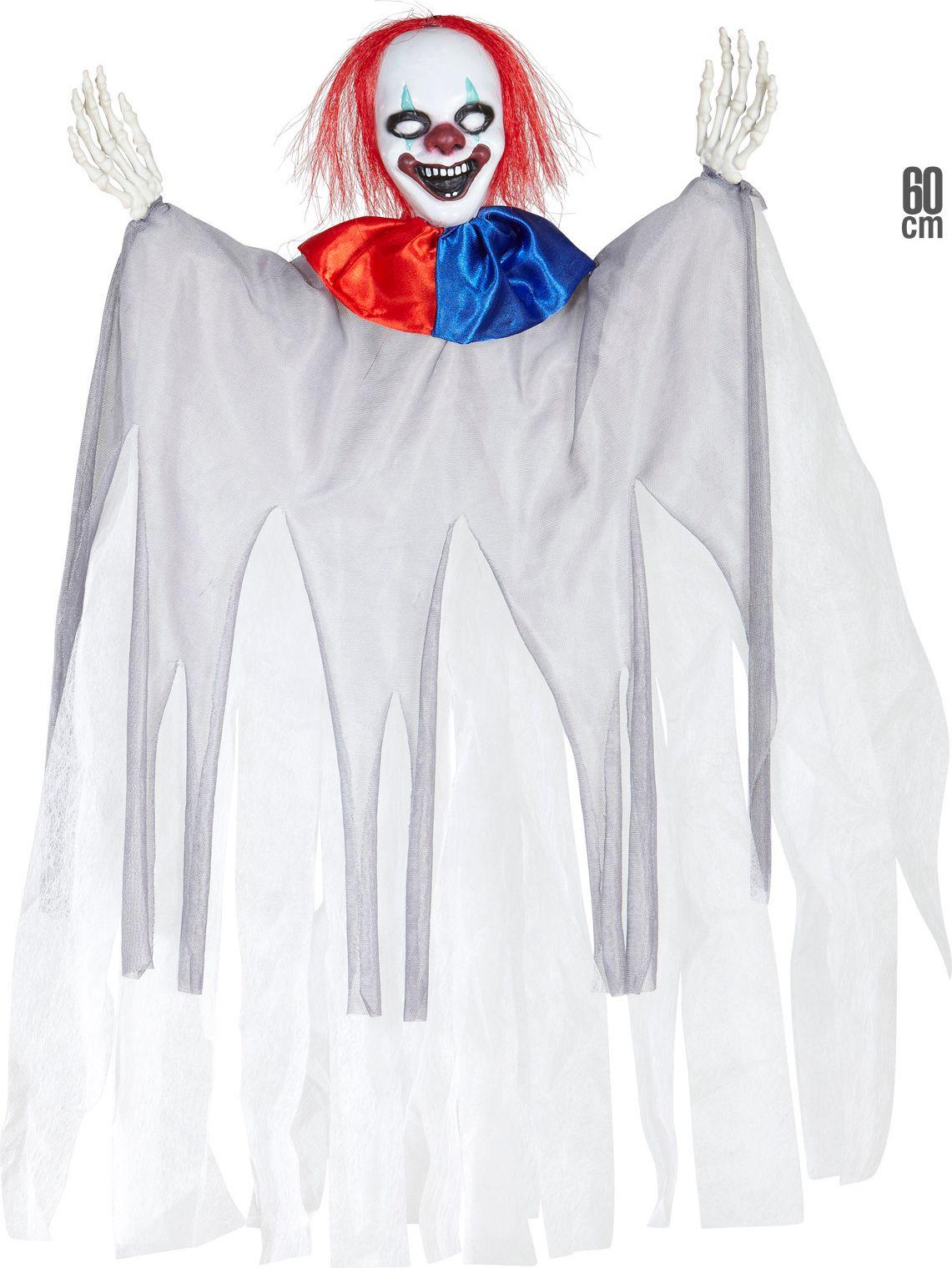 Killer clown decoratie