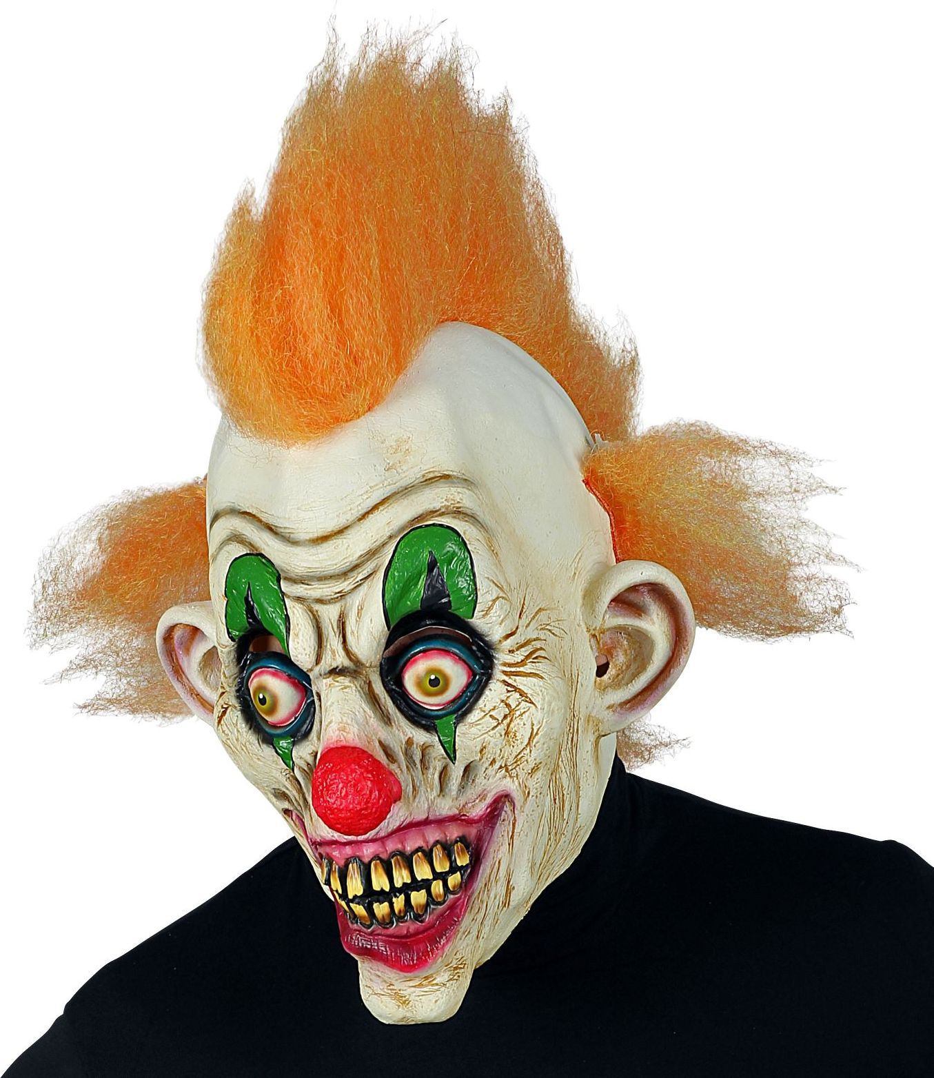 Killer clown masker Halloween