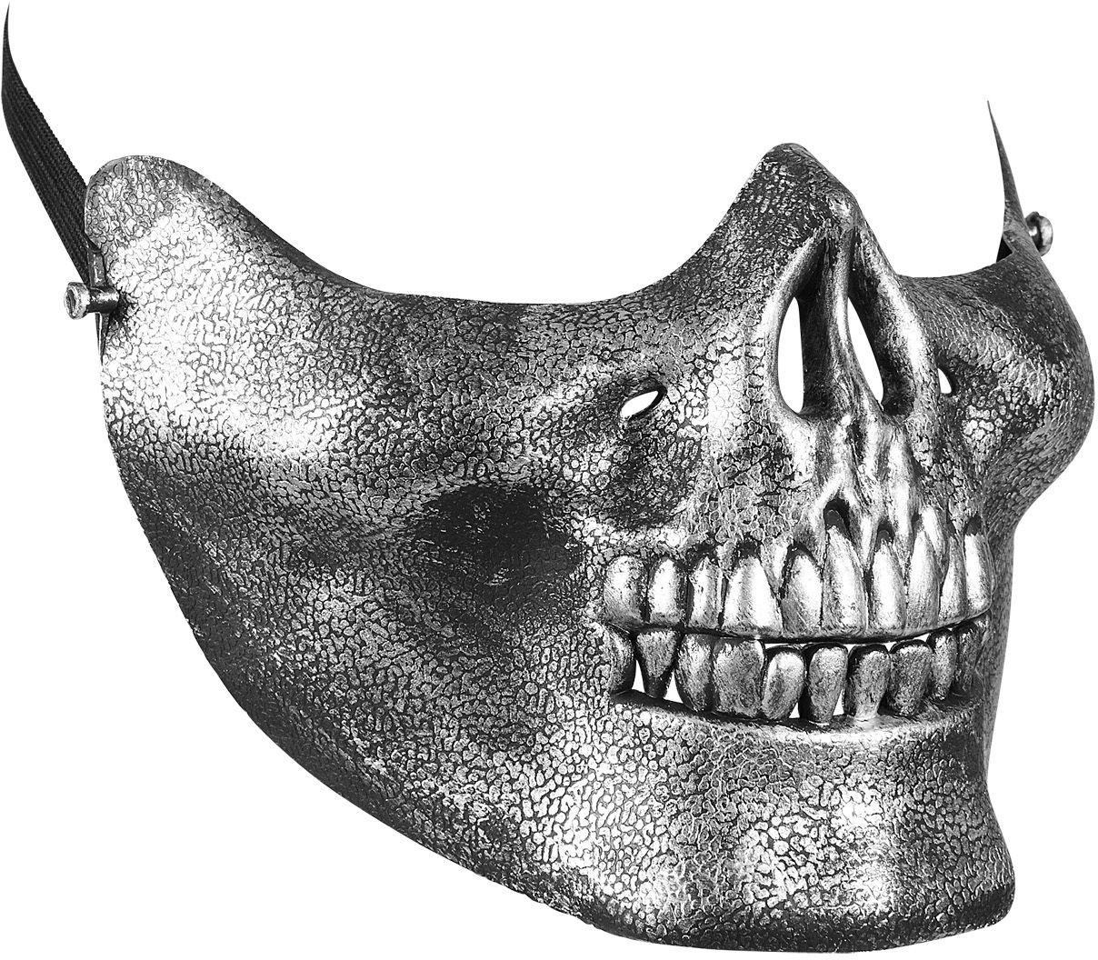 Kin masker schedel