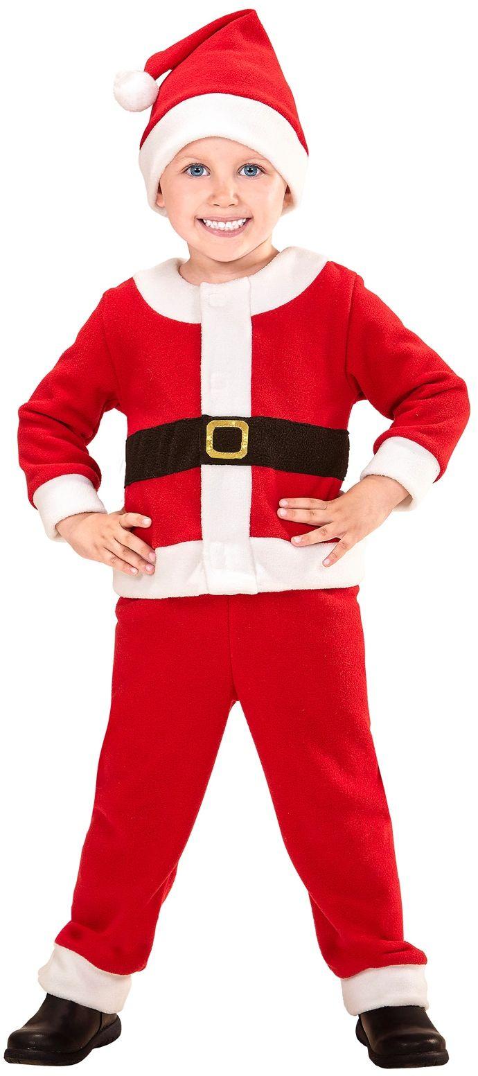 Kinder kerstman pak