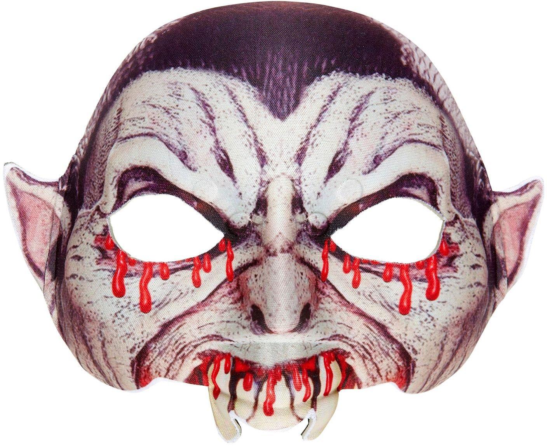 Kinloos masker vampier