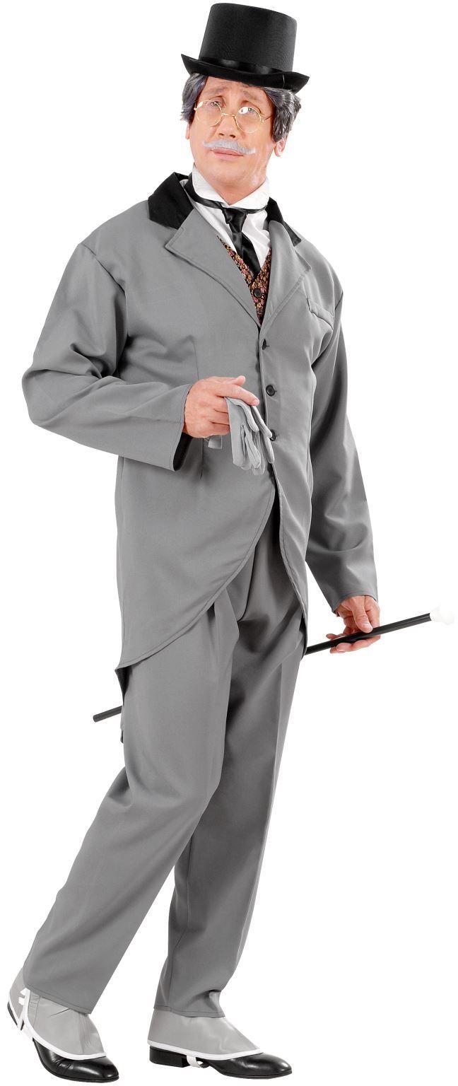 Klassieke heren kostuum