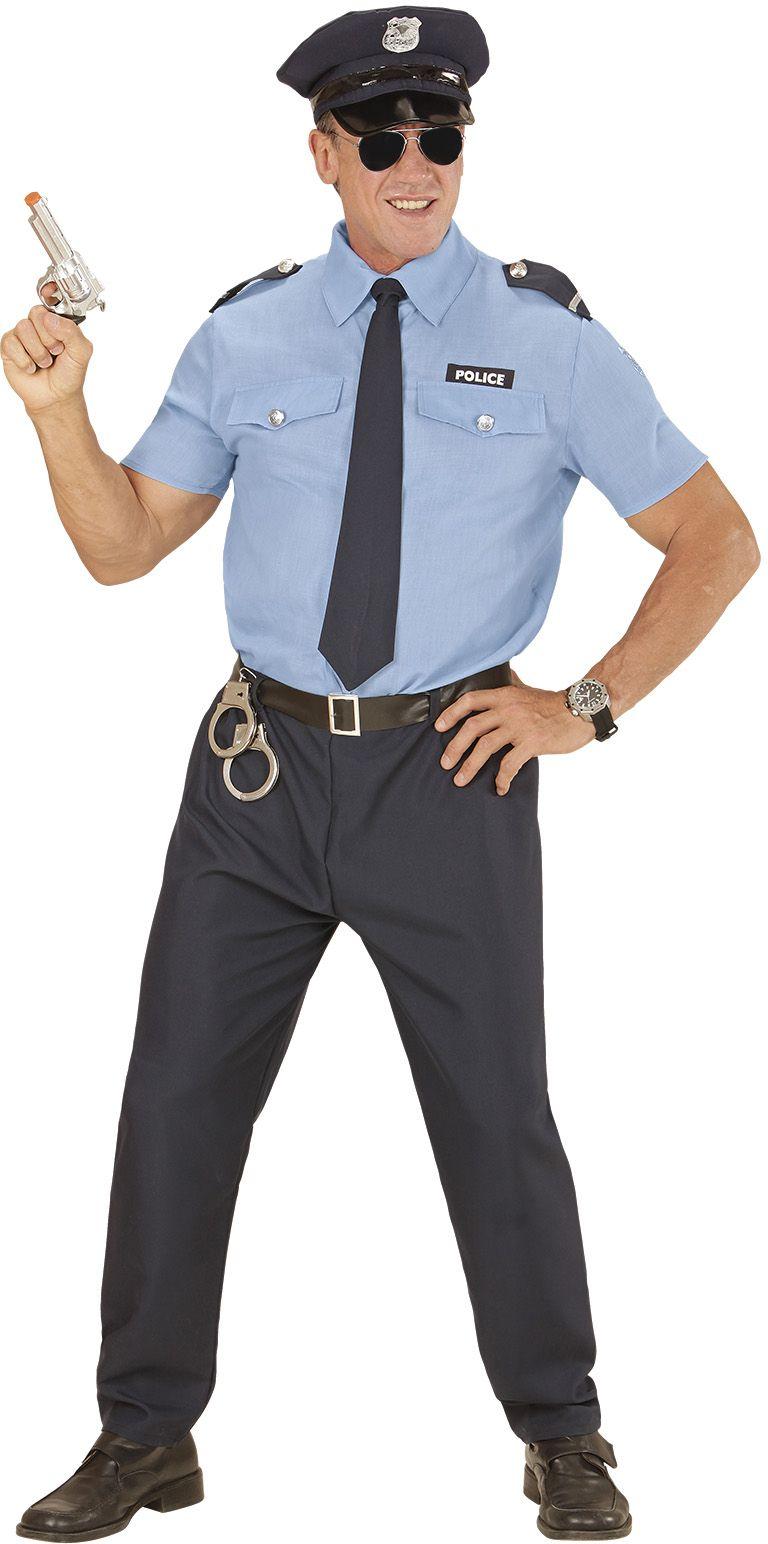 Klassieke politie agent