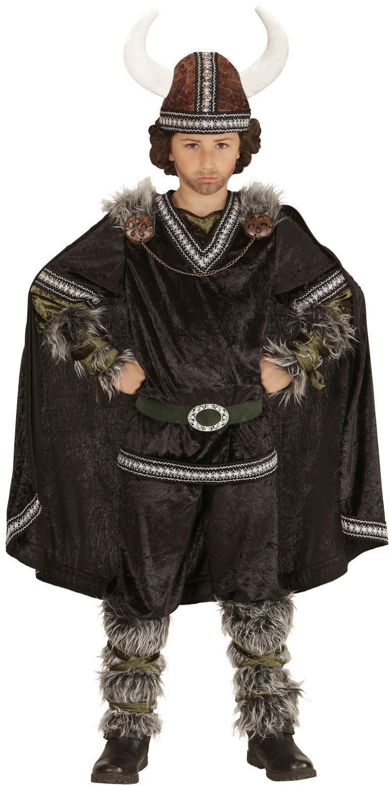 Klassieke viking jongen