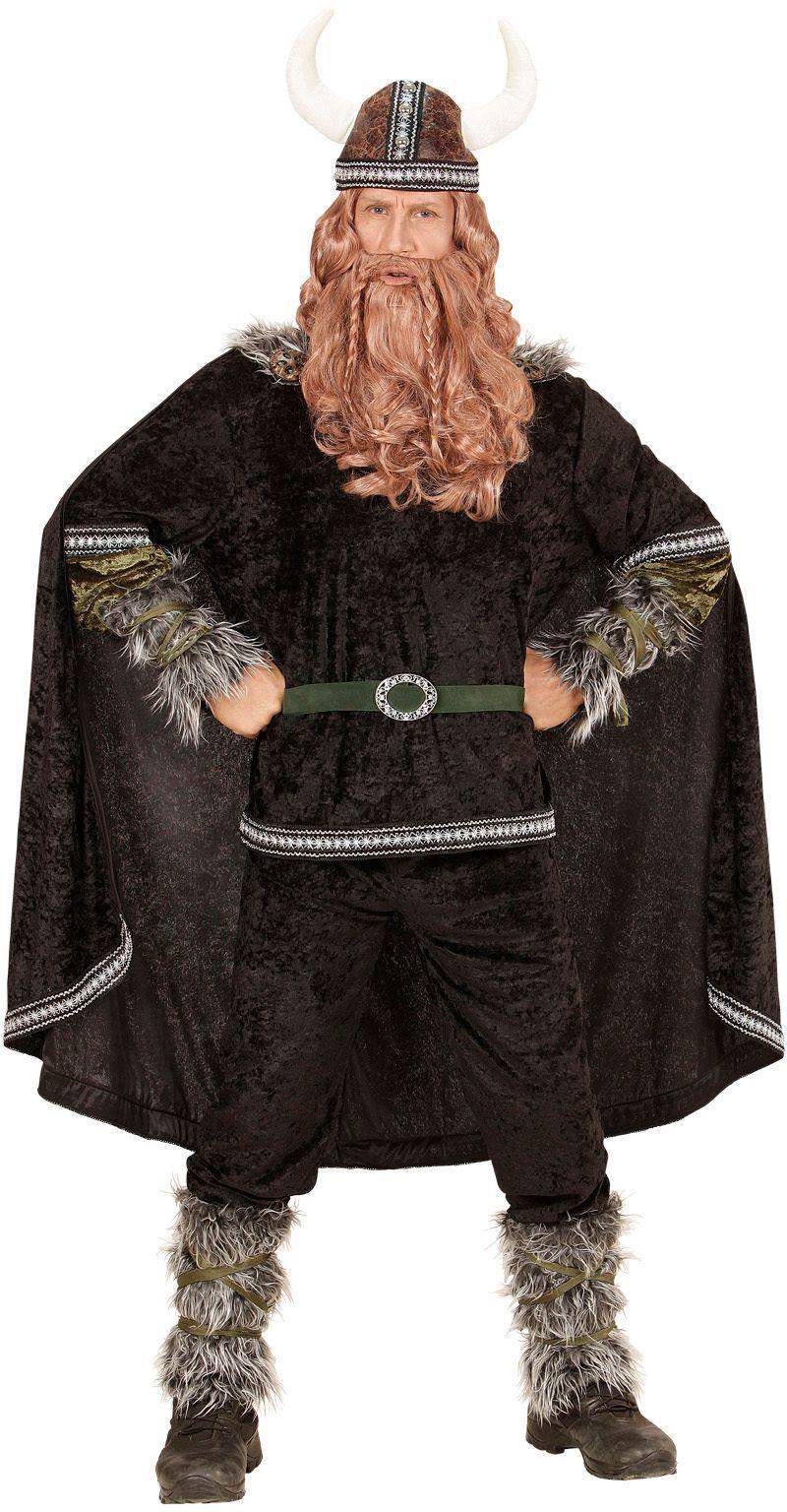 Klassieke viking man