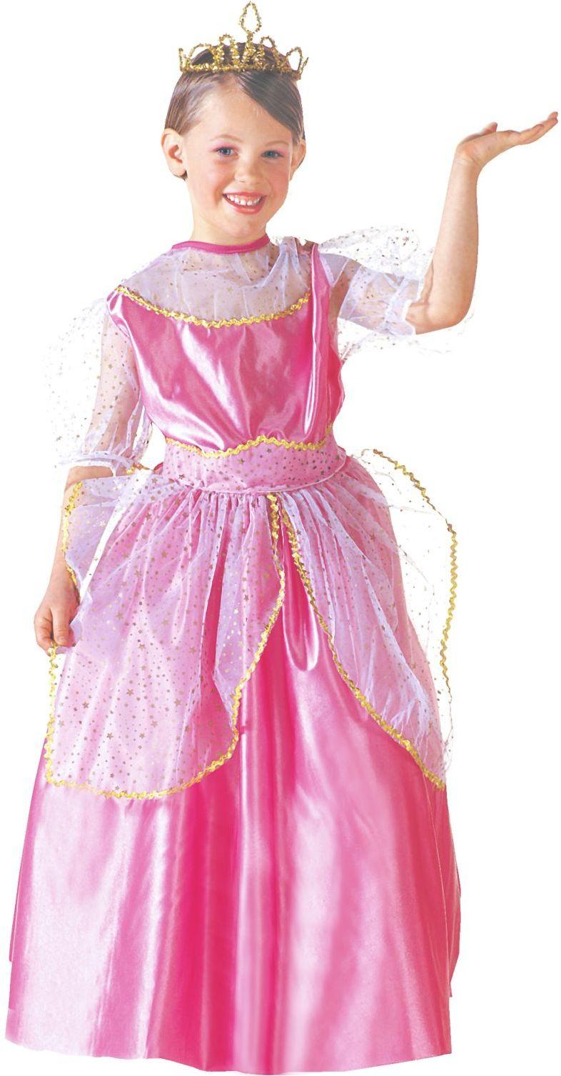 Kleine roze prinses