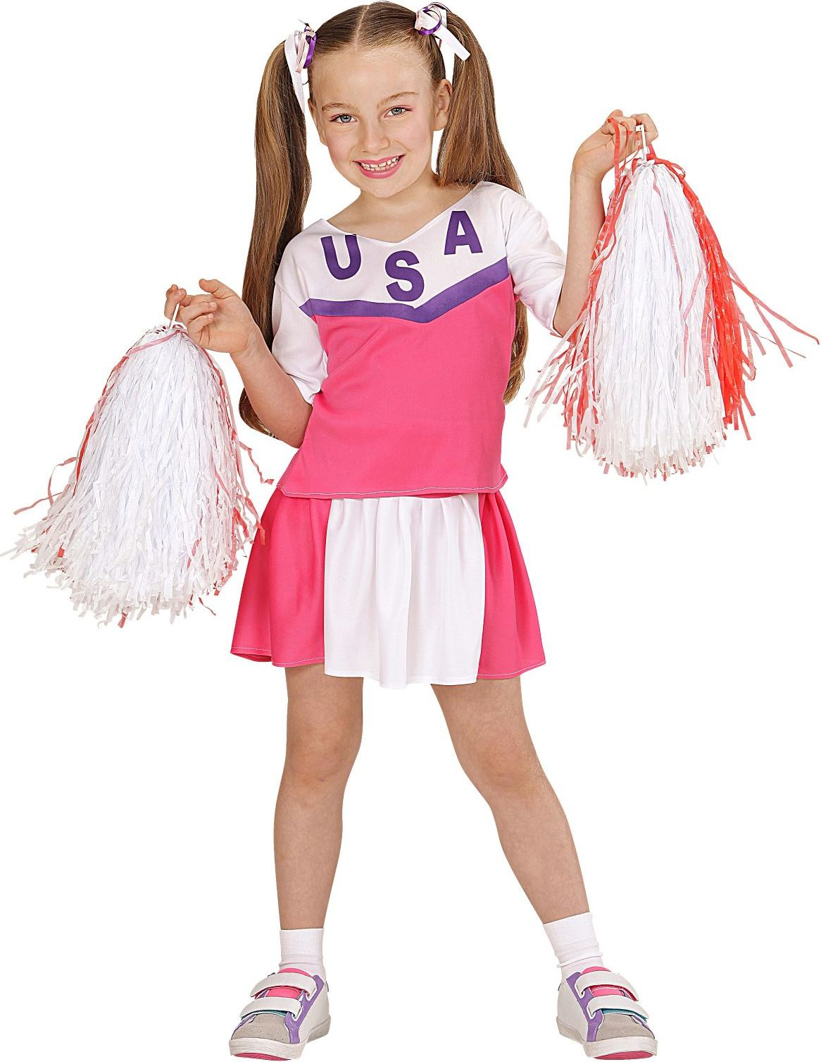 Kleine schattige cheerleader