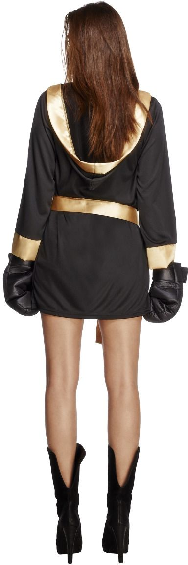 Knockout box dames outfit
