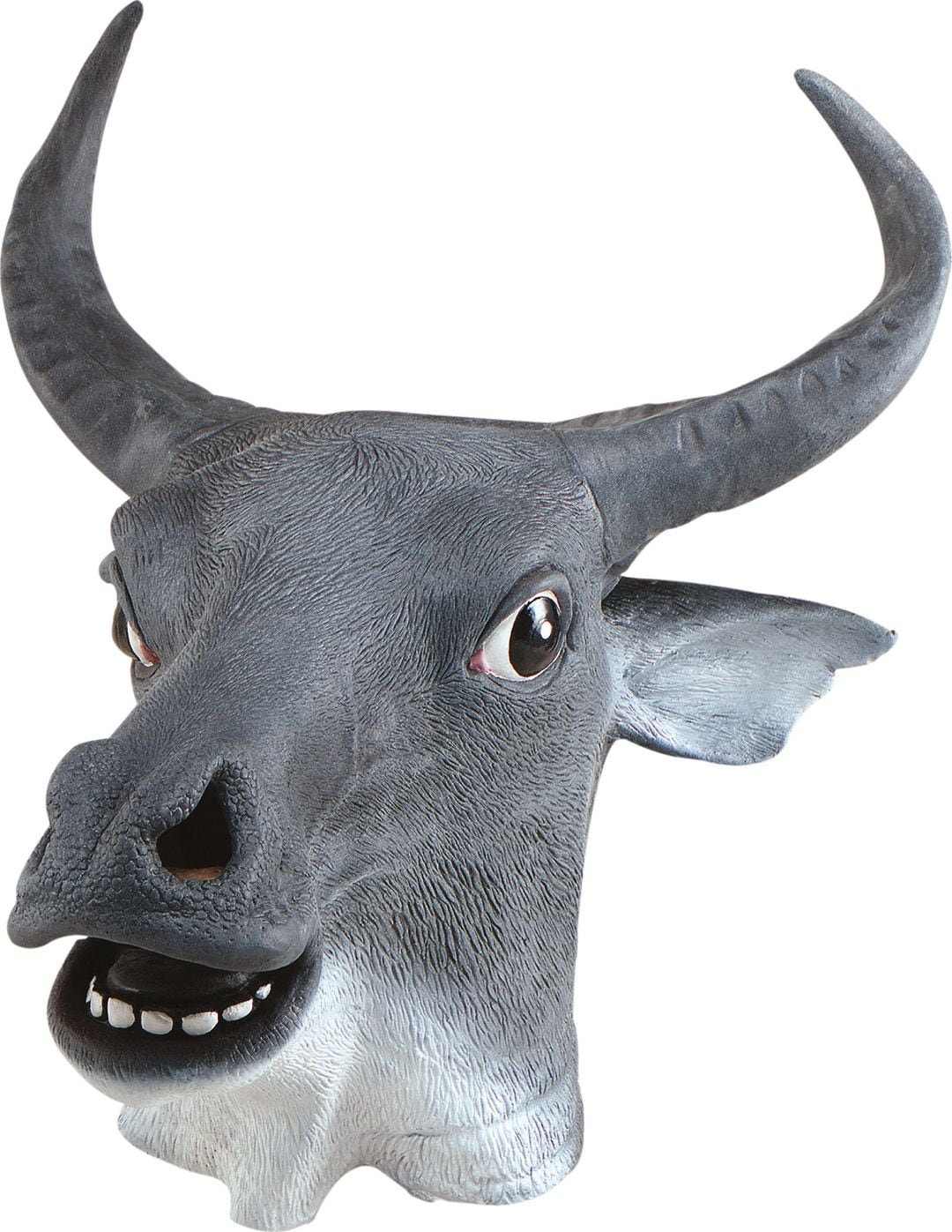 Koeien masker grijs