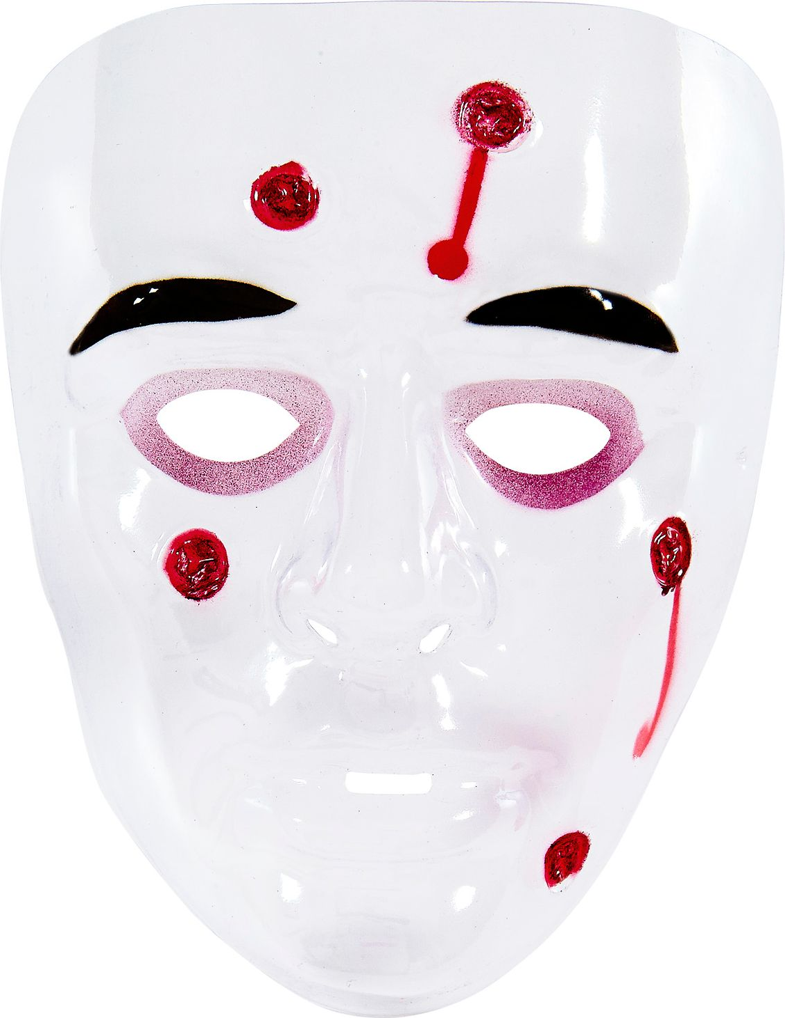 Kogelgaten masker
