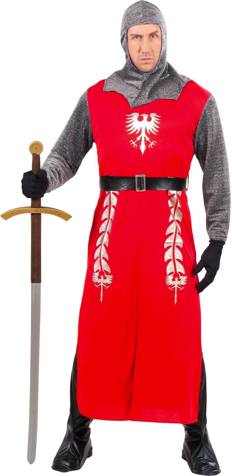 Koning Arthur ridder kostuum