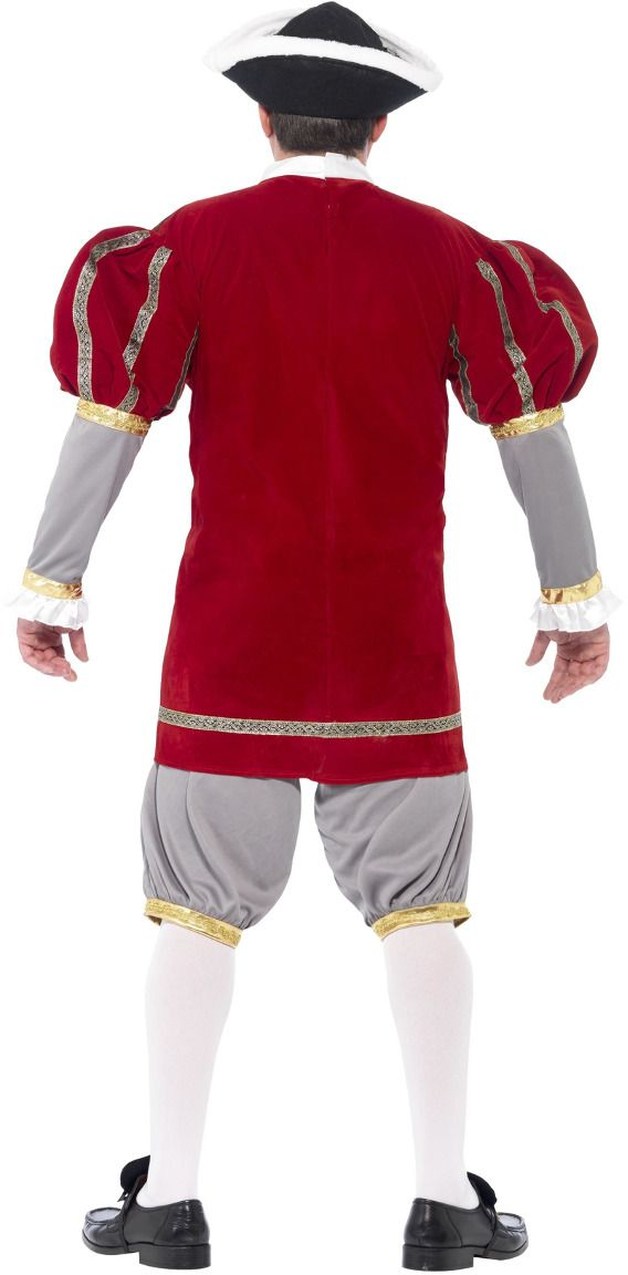 Koning Hendrik VIII van Engeland kostuum
