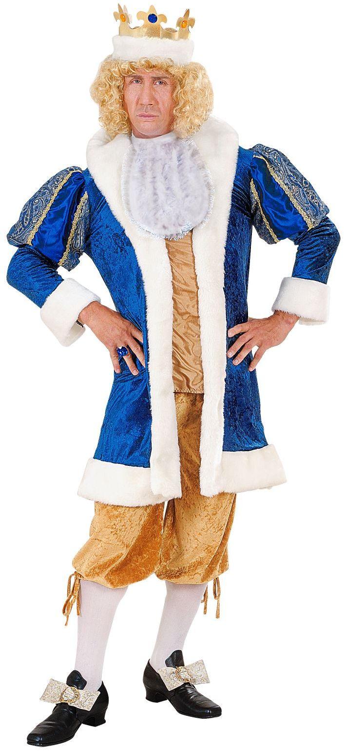 Koning kleding