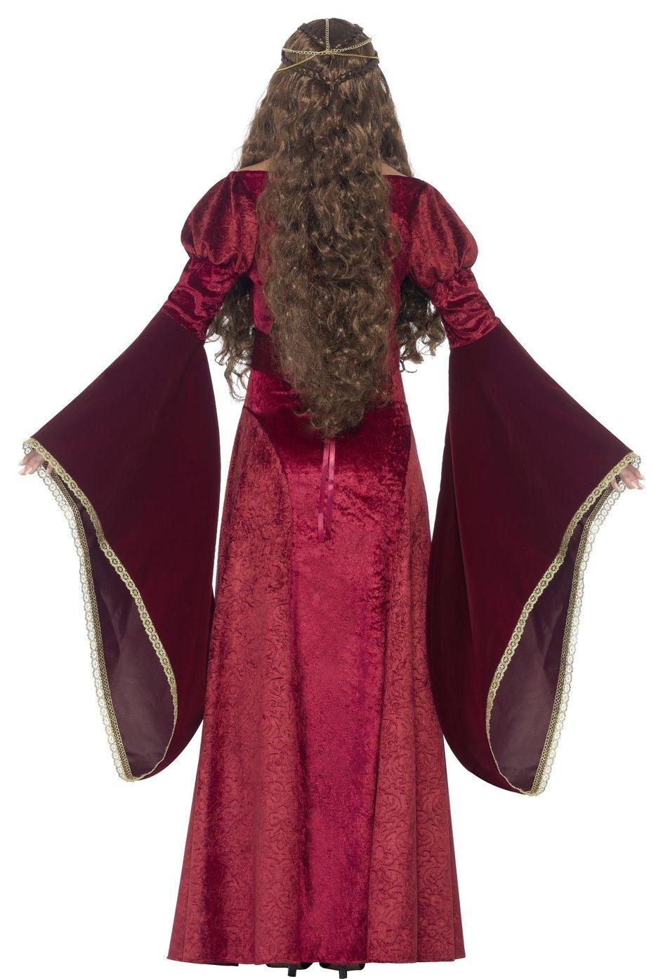 Koningin kostuum dames