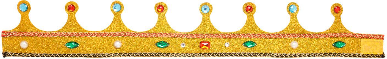 Koninklijke kroon met juwelen
