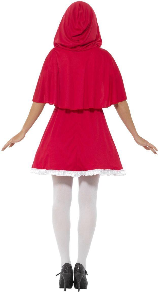 Korte roodkapje outfit