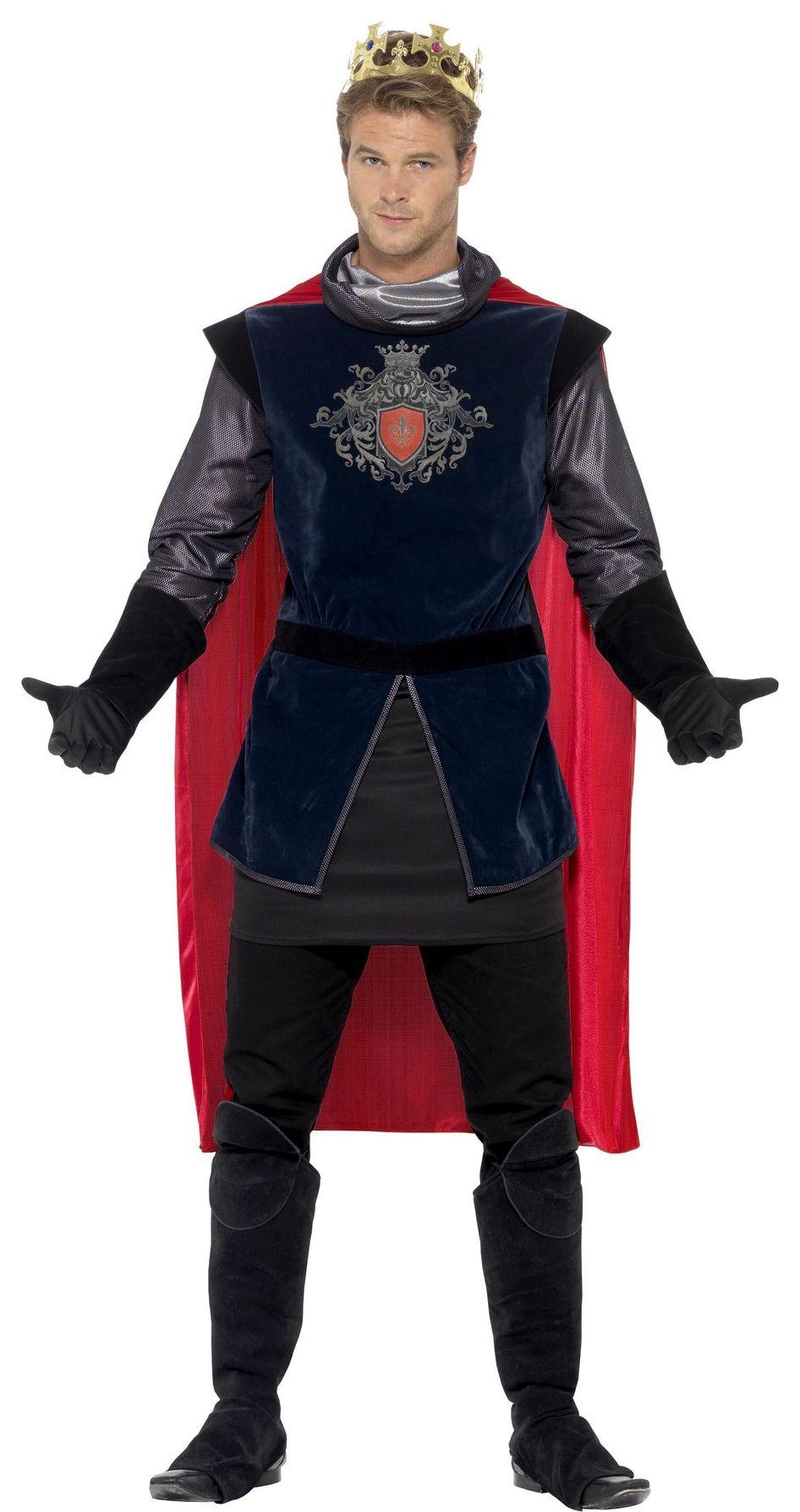 Kostuum King Arthur
