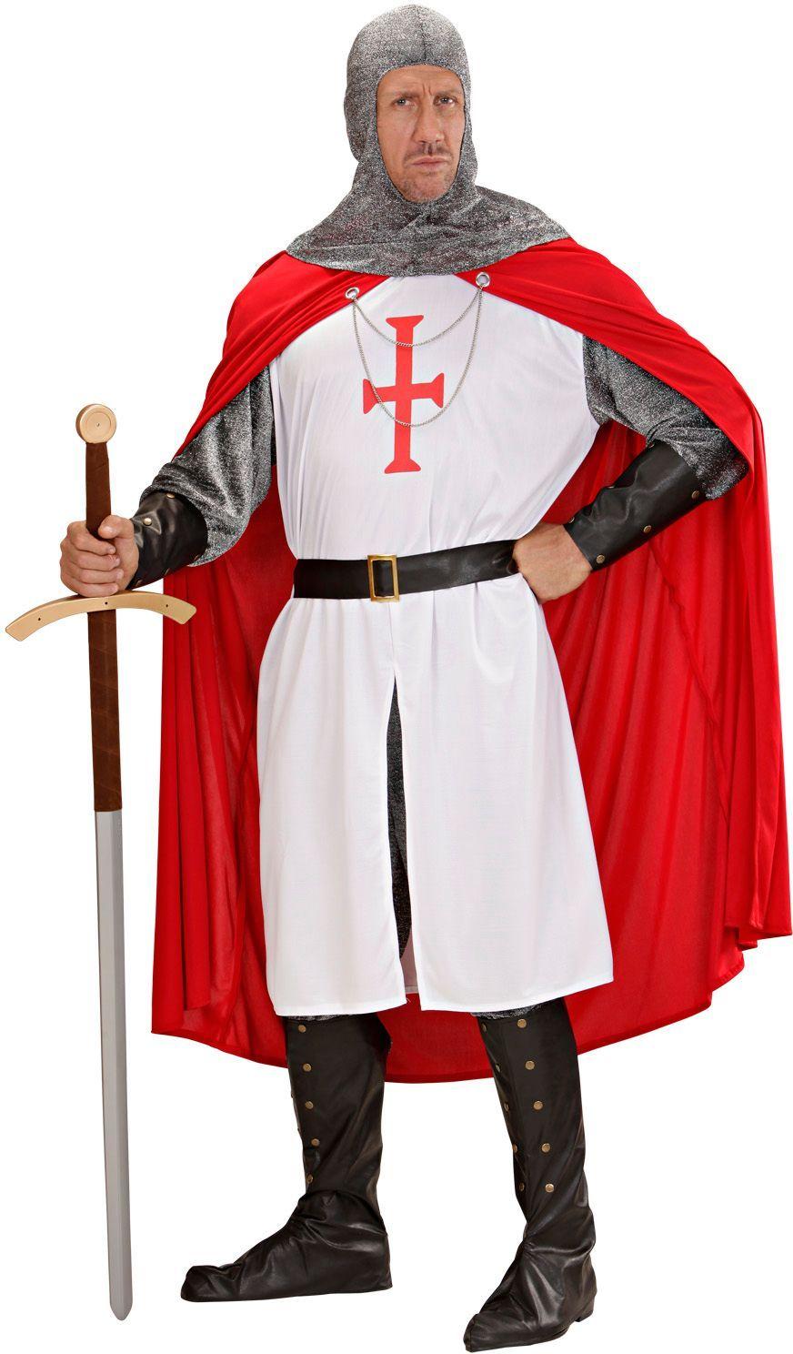 Kruisvaarder kostuum