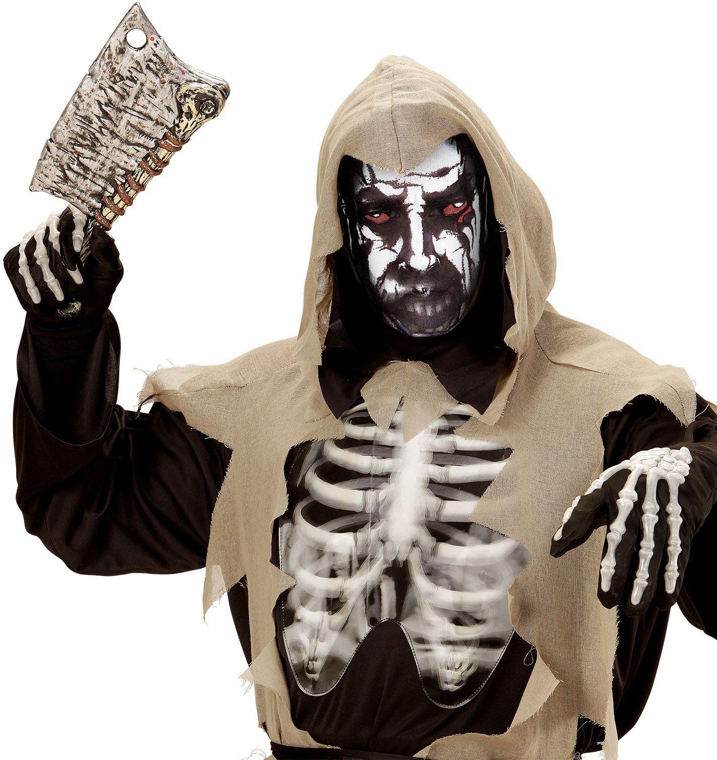 Kwade dood stoffen masker