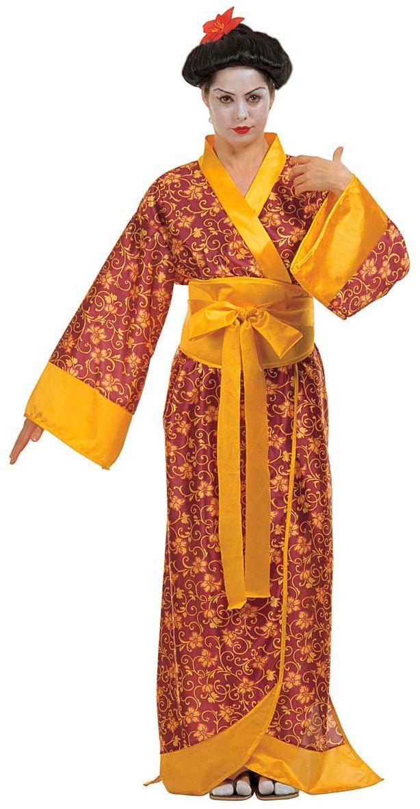Kyoto dame kostuum