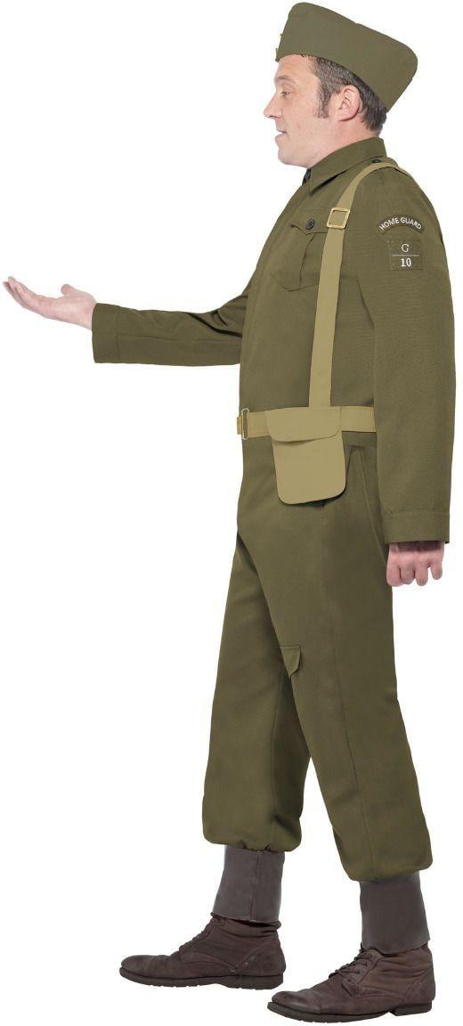 Landmacht kostuum 40s