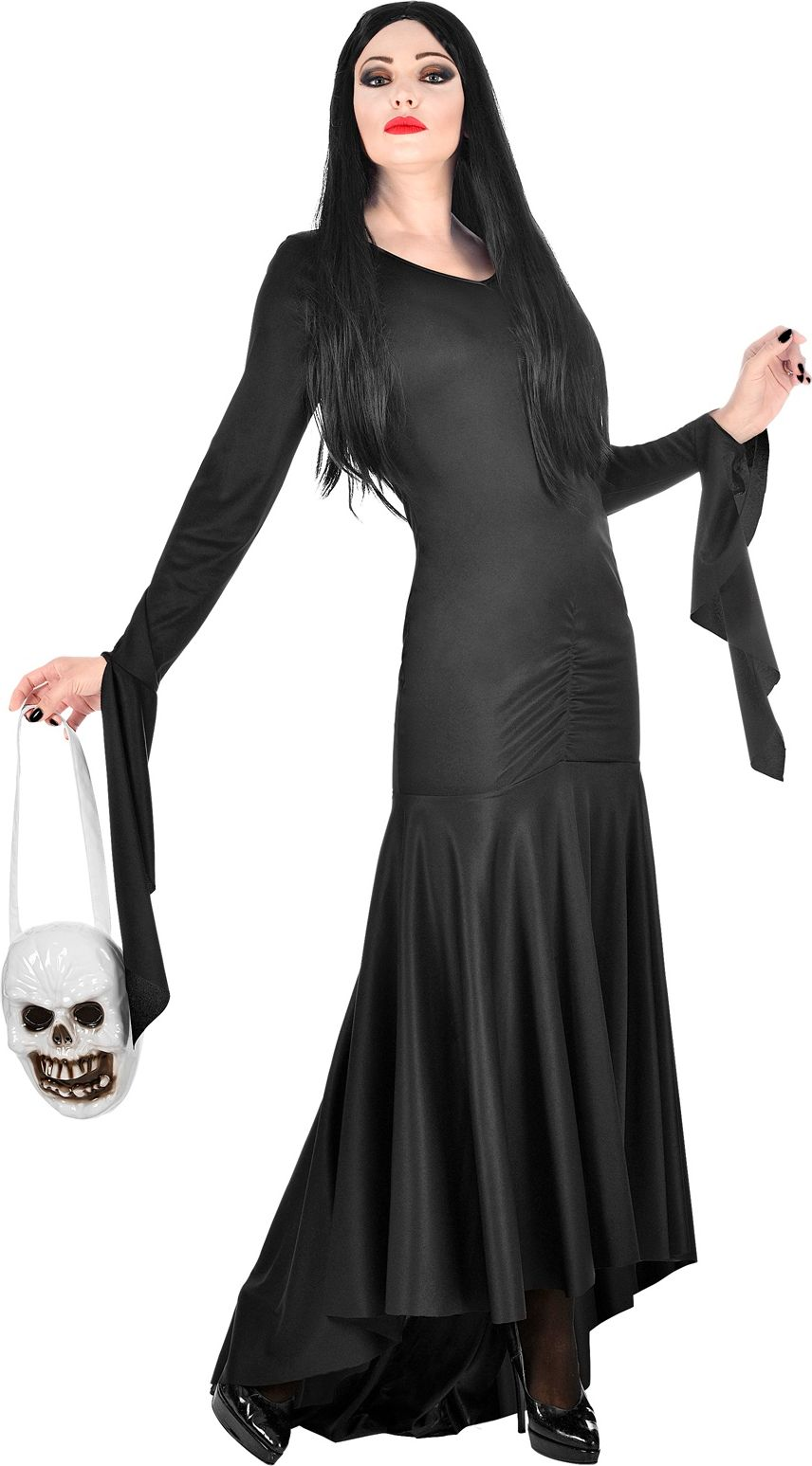 Lange gothic jurk dames