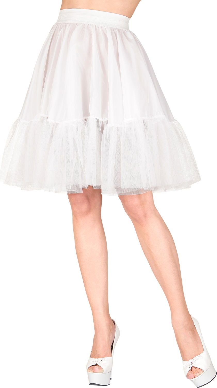 Lange petticoat